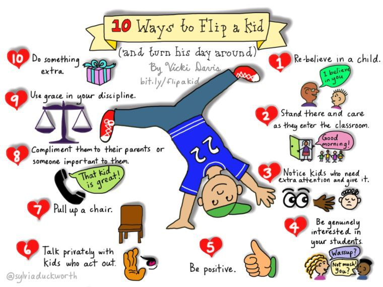 The most popular post I've ever written: 10 Ways to Flip a Kid and Turn Their Day Around https://t.co/tAs56FY0Y7 https://t.co/Cyz0MKOQgu