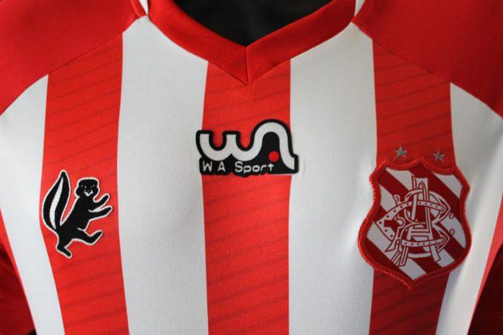 Blog Segunda Pele  Camisa de Loco Abreu pelo Bangu é revelada. Veja o número 51beedbdde54a
