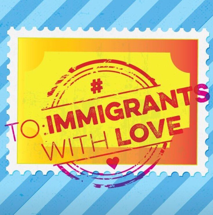 This holiday season, let's send our immigrant friends, compassion, friendship & kindness. #ToImmigrantsWithLove. https://t.co/tjQpo7hPJc