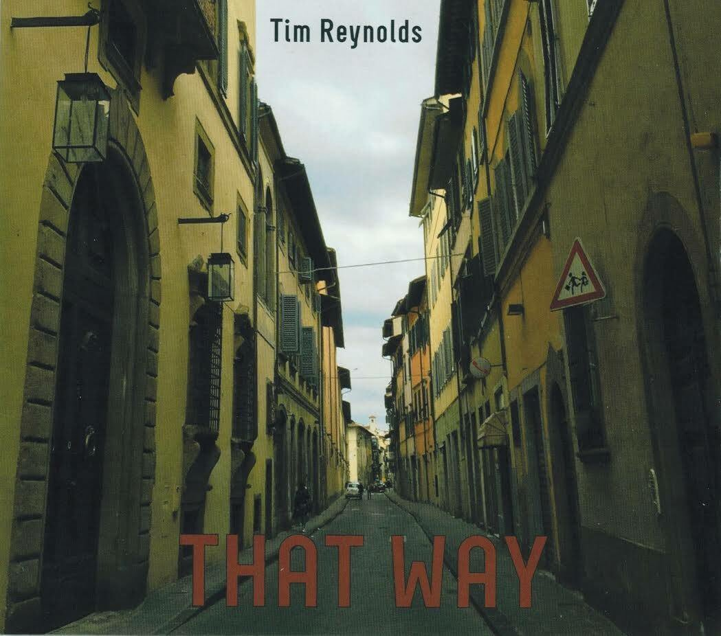 """Best birthday present ever! My new CD """"That Way"""" is here & now available at my upcoming solo acoustic shows Peace https://t.co/LSBOkQDMsX"""