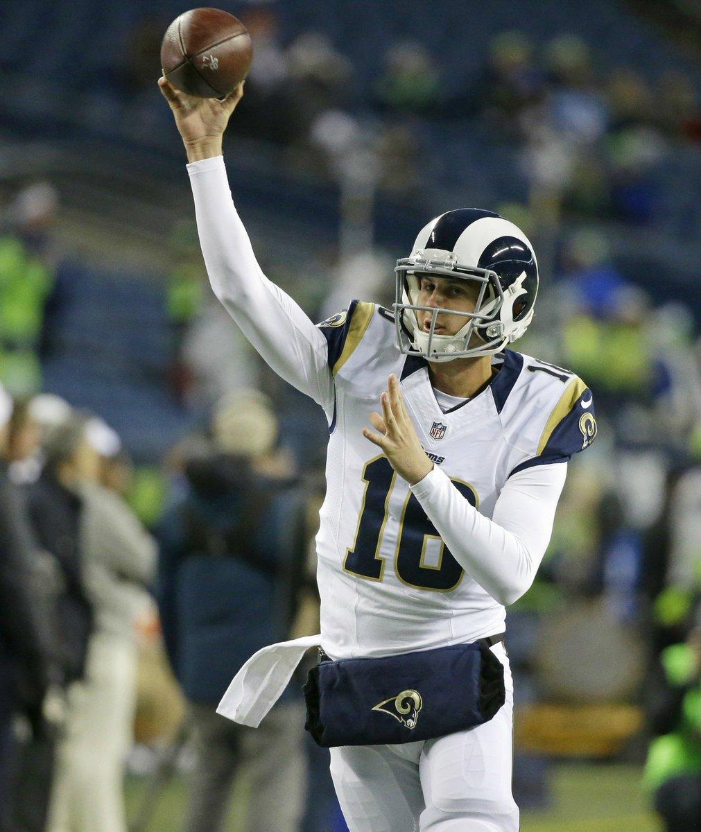 """Bleacher Report On Twitter: """"The Rookie Vs. The Vet. Rams"""