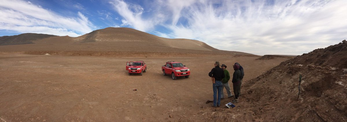 #AtacamaDesert May Have Been Marshland When First Settlers Arrived  https://t.co/5NiRJhsVKw