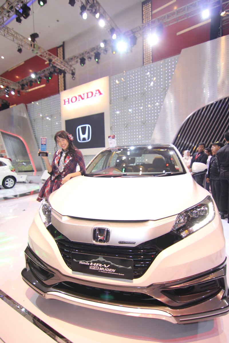 Honda HRV JKT 48