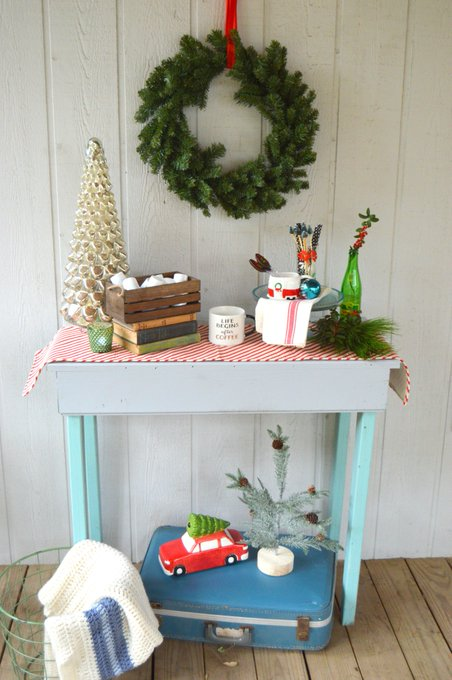 Top Christmas Projects to Keep you Busy Creating for Saturday #crafts #DIY