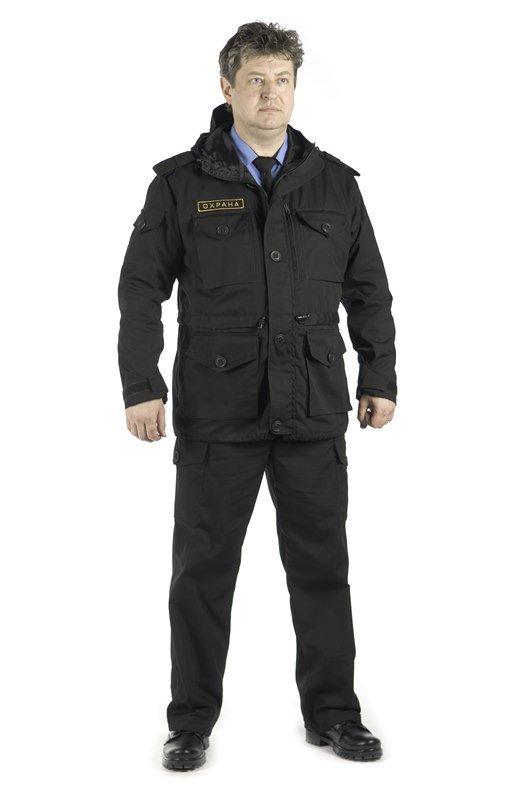 форма одежды охранника фото