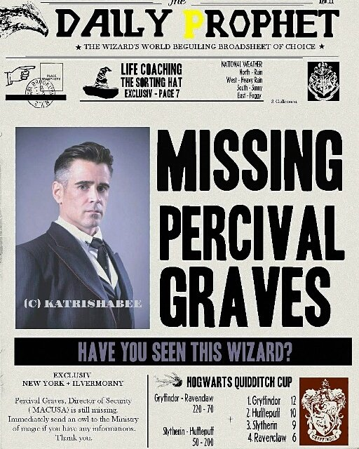 It's just a picture of Have You Seen This Wizard Printable with regard to newspaper