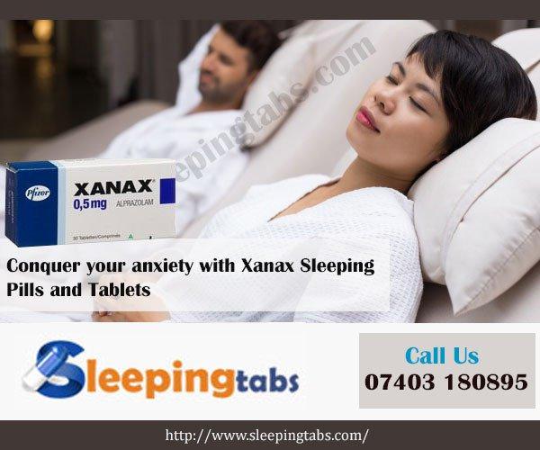 xanax to sleep on acid