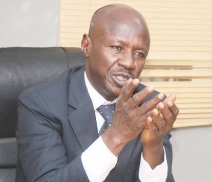 Mr. Ibrahim Magu, has failed integrity test, and can't champion the  anti-corruption war. Let him go urgently https://t.co/gQHWMdpONY