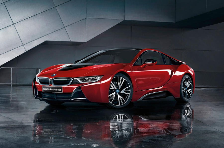 Bmw I On Twitter Rt Snowsbmw The Bmw I8 In Protonic Red Is