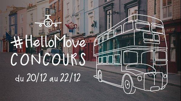 #Concours : Tweet avec #HelloMove & #Fly + follow @Hellobank_fr pour tenter de gagner 2 A/R pour #Londres ! 🇬🇧 💂