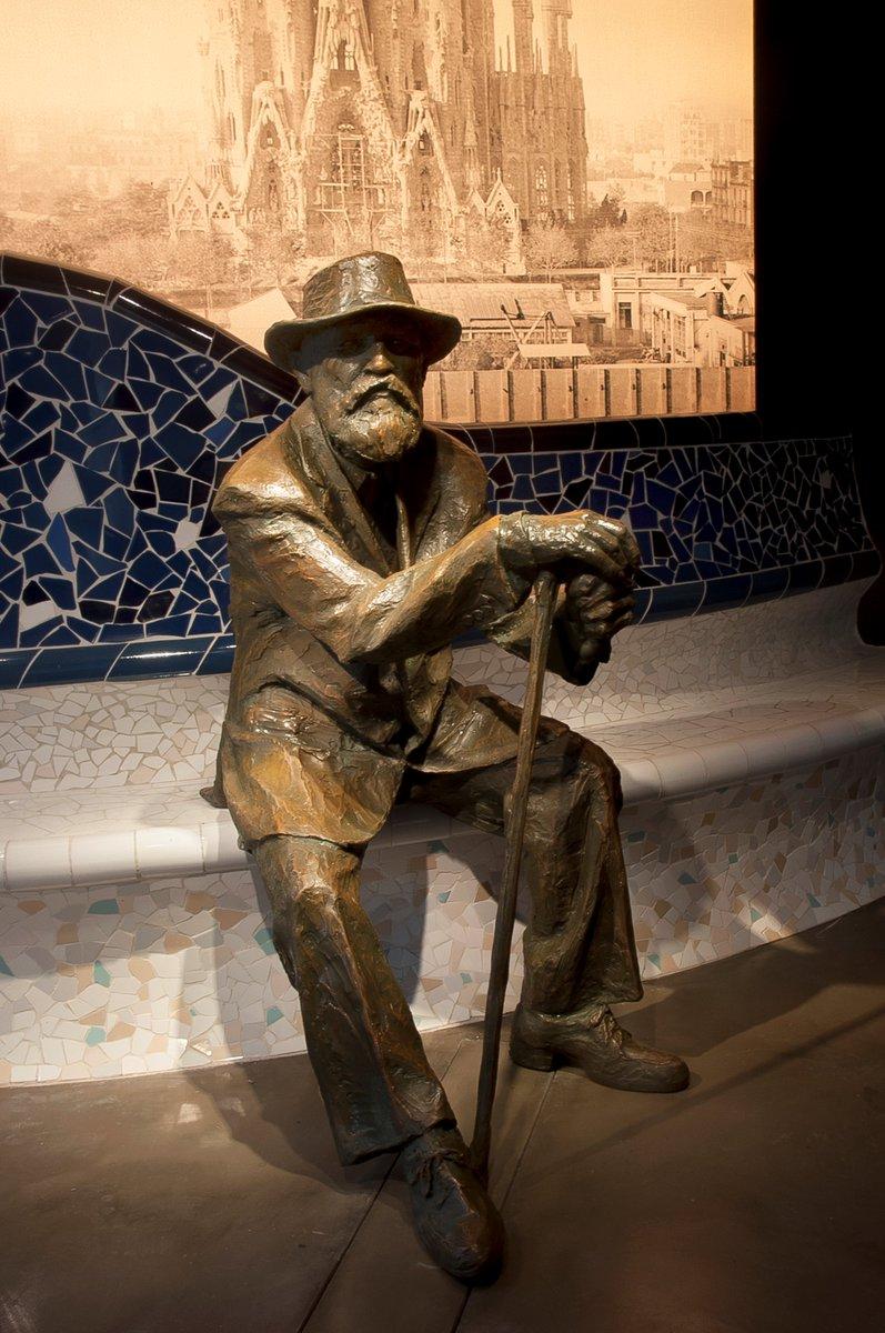 Quien Es Gaudi Sf Escuelas Antoni Gaud Wikipedia The Free Quien  # Muebles Nazaret Los Santos De Maimona