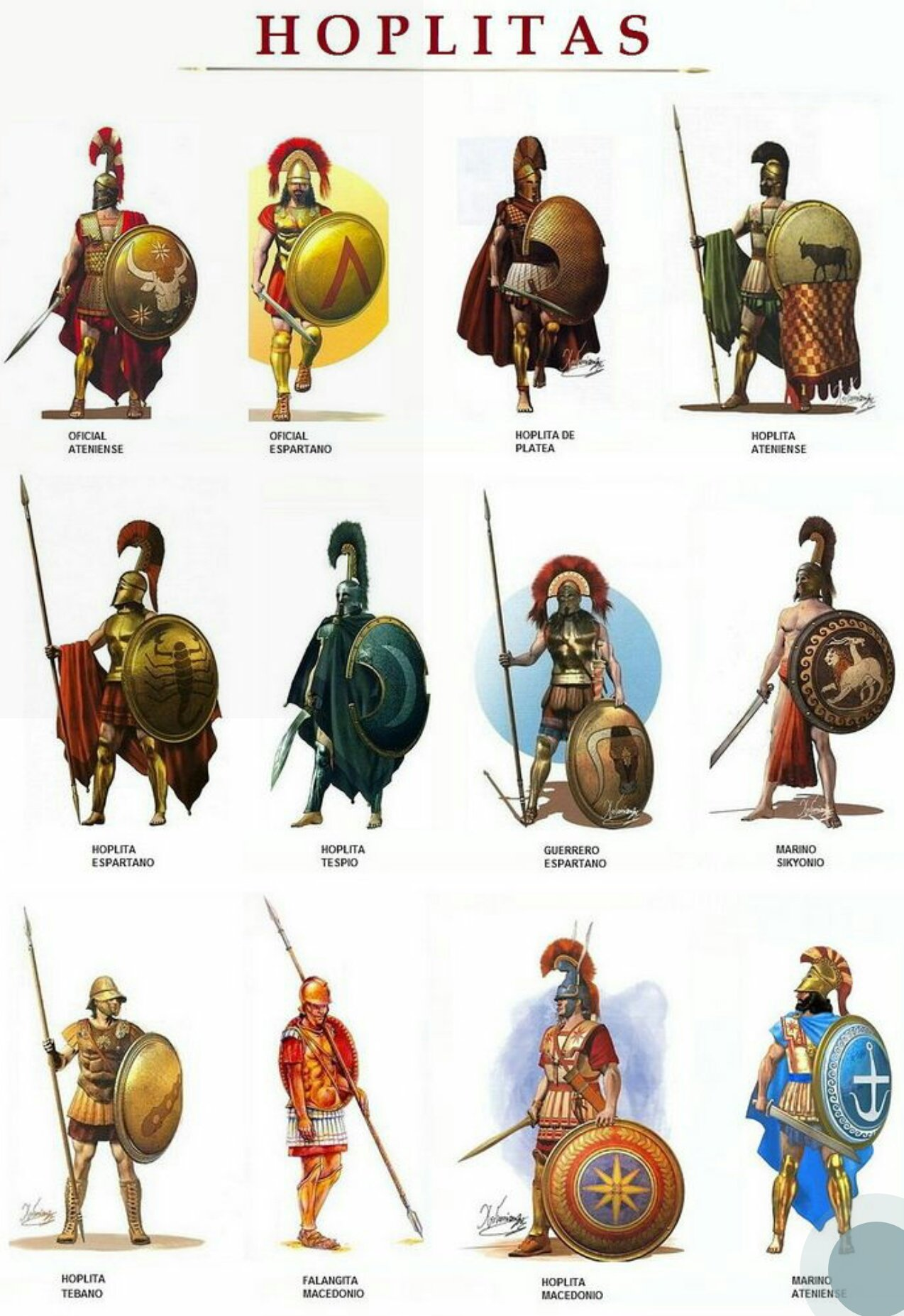 "Historia Antigua on Twitter: ""Ilustraciones de los ..."