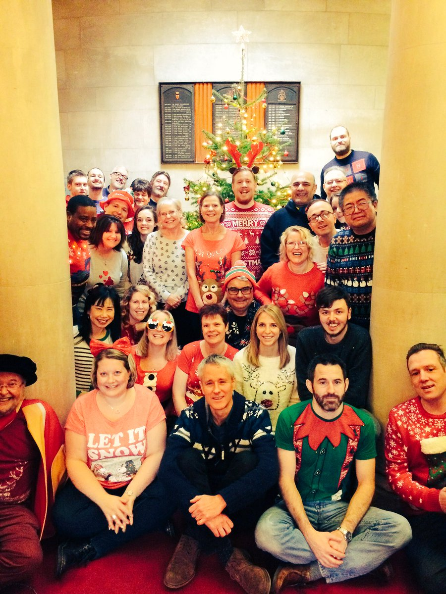 Merry Christmas from all at SOCSI #XmasJumperDay <br>http://pic.twitter.com/F4KdvfX6mf