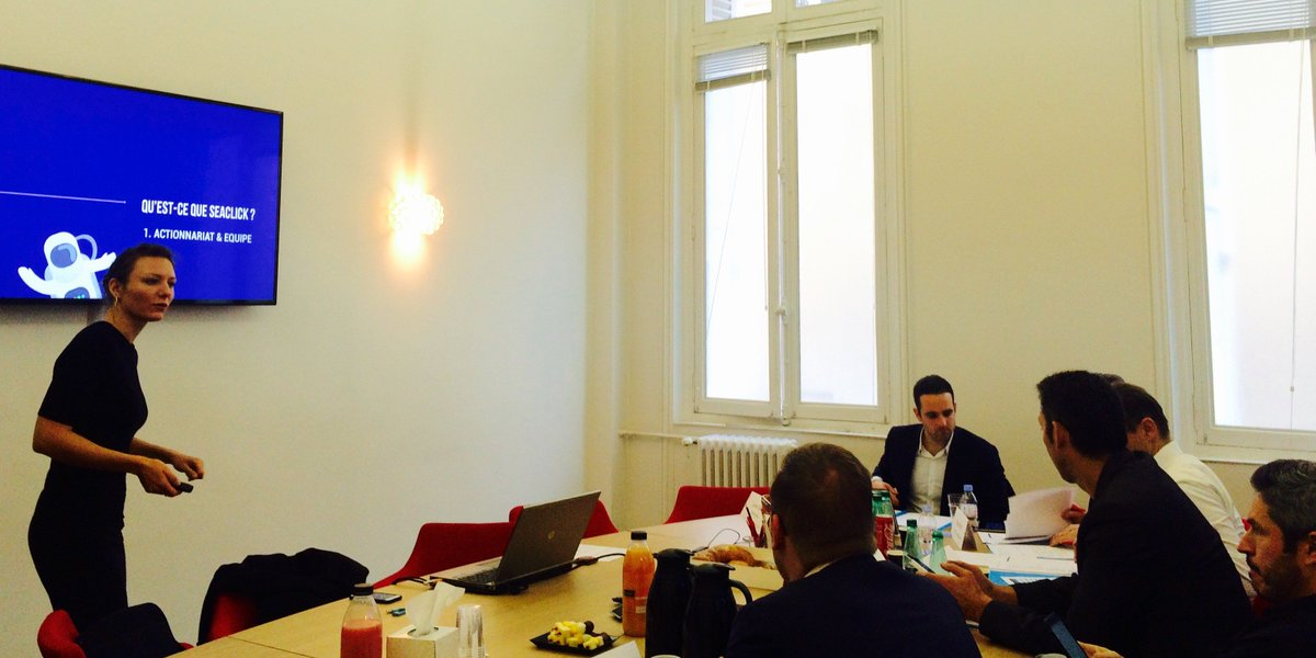 Aujourd&#39;hui, les derniers #pitchs s'enchaînent à #Paris, les noms des #startup lauréates bientôt dévoilés ! #BDOCoaching #startup<br>http://pic.twitter.com/zHdil9cd4H