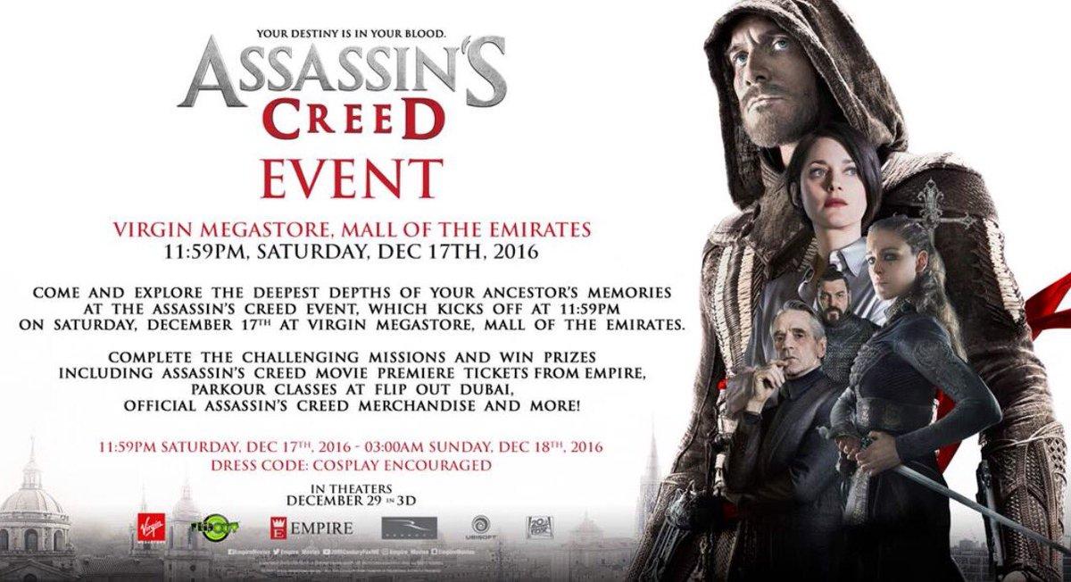 Virgin Megast Assassins Creed   Asdela