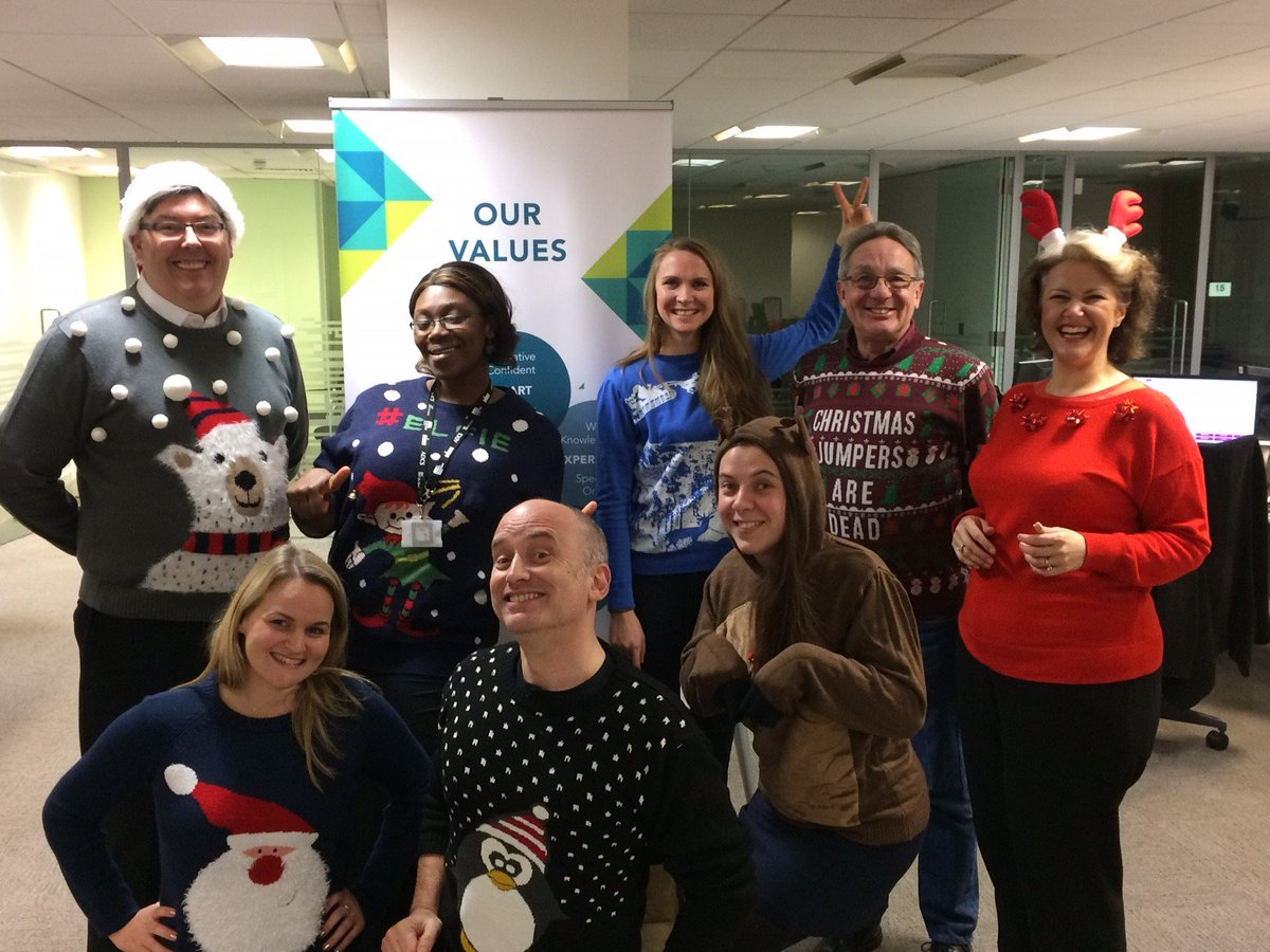 Thx to everyone @LP_localgov - we've raised £266 for @savechildrenuk #nationalchristmasjumperday !