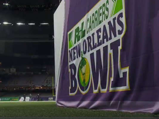 New Orleans Bowl expected to bring millions of dollars, fans to NOLA https://t.co/la3BWCCTEl #RLBowl https://t.co/FZ6aOFiHl1