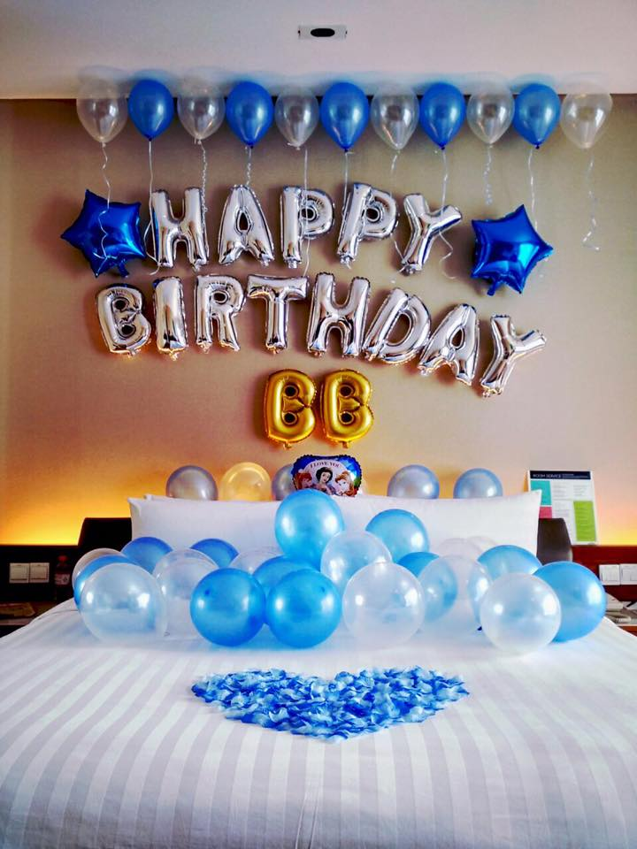 Traders Hotel Kl On Twitter Planning A Surprise Birthday Party For