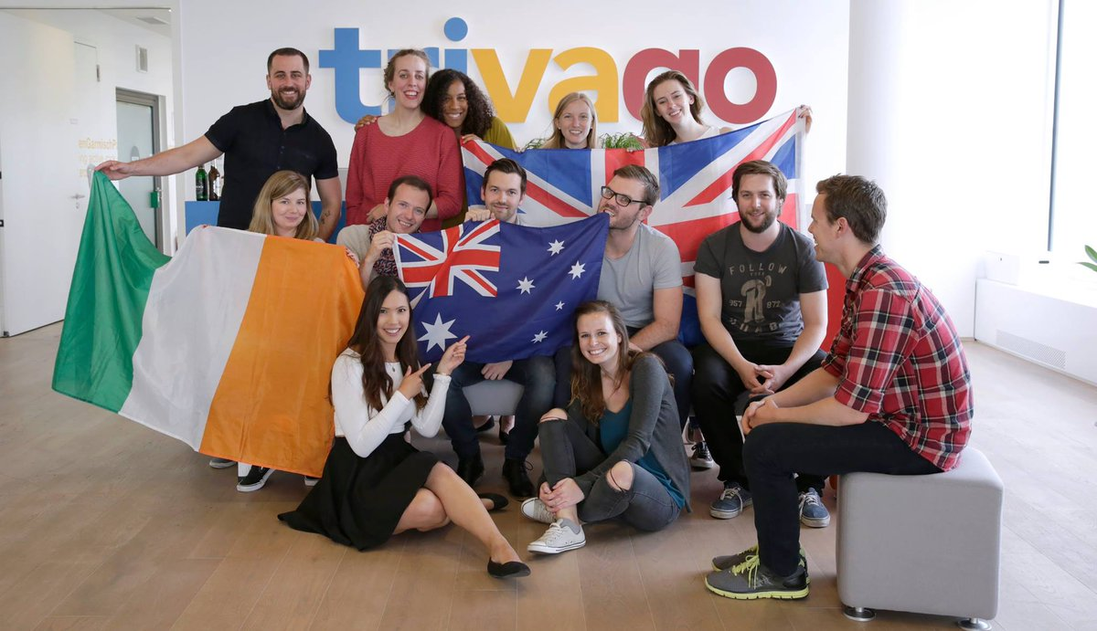 Did You Know: trivago is home to over 1000 employees with over 50 different passports represented? Take a peek at @lifeattrivago 👀 https://t.co/DlEqELTU5t