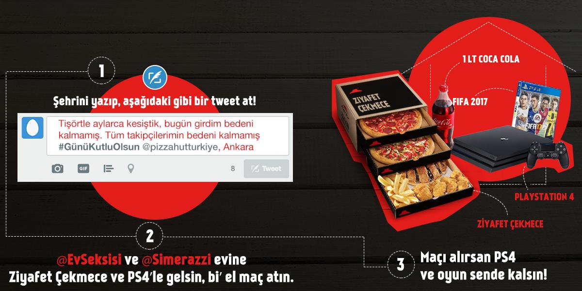 Pizza Hut Türkiye On Twitter Günün Biraz şey Mi Geçti Hadi