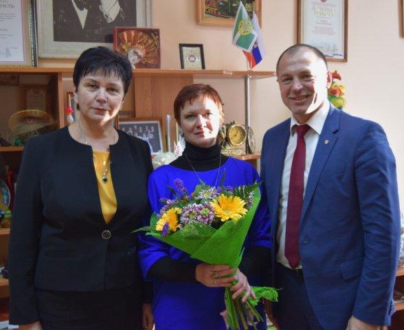 С днём рождения, Татьяна Михайловна!