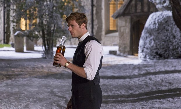 Grantchester, Christmas Special (saison 3) - Page 2 CzzY00hW8AERlac