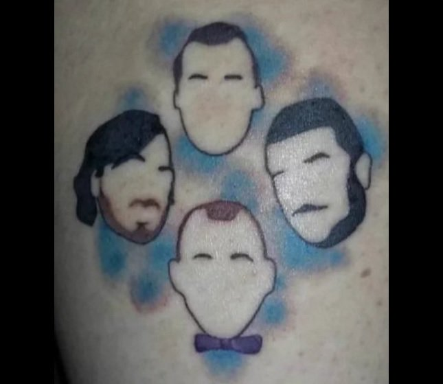 Impractical jokers on twitter check out 44zipzip 39 s for Impractical jokers tattoo