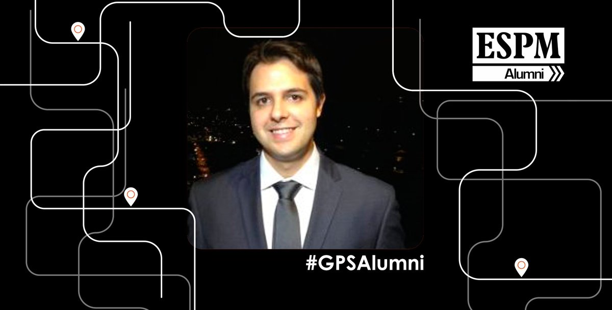 Eduardo Celia é o novo Big Data Sales Executive da Hewlett Packard Enterprise. #GPSAlumni #SempreESPM #AlumniESPM https://t.co/cZCwlIpZM9