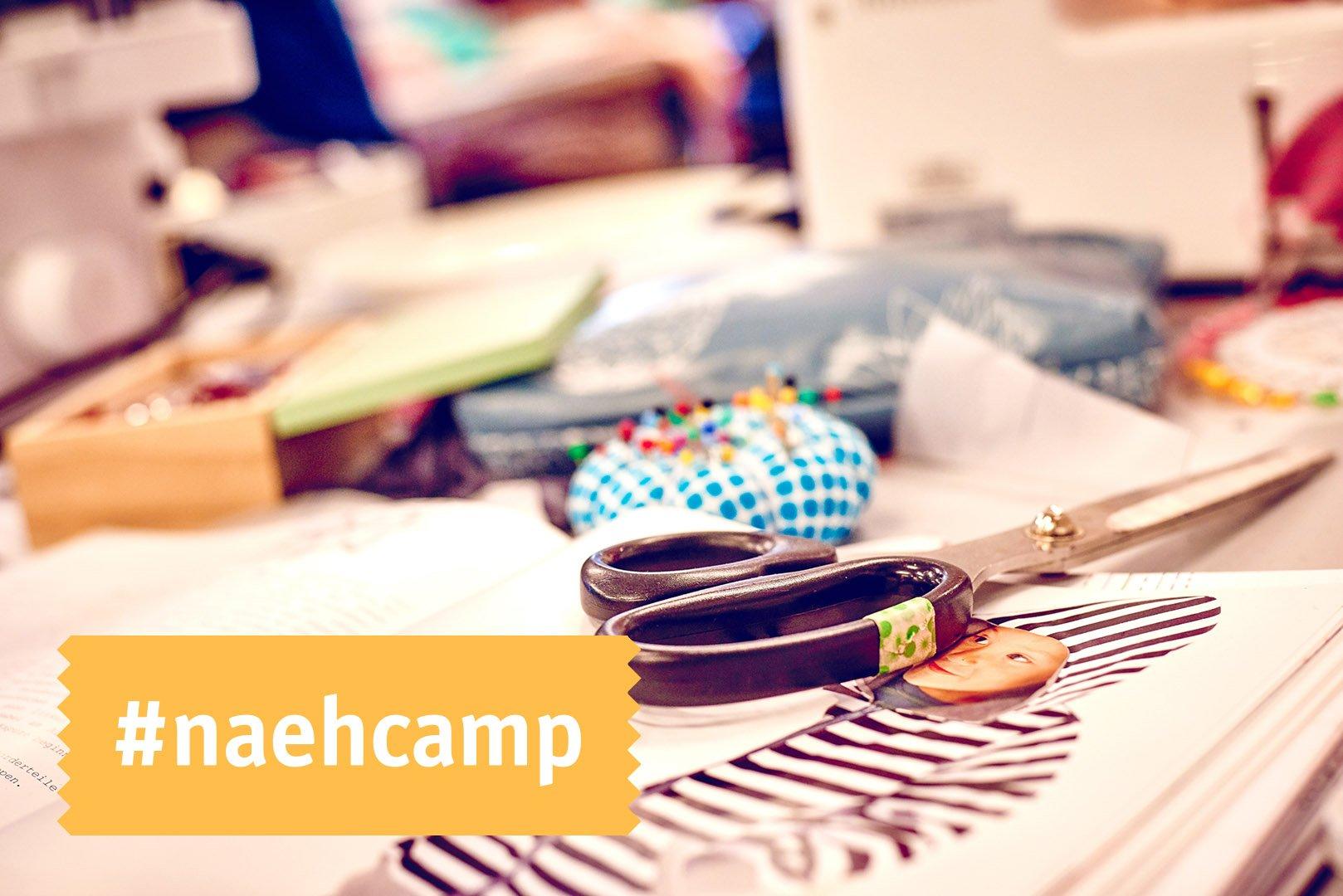 Yeah, die neuen #naehcamp Termine 2017 mit & ohne @hedinaeht sind da https://t.co/YcXUjC6cqO https://t.co/xbZg6WXyZW