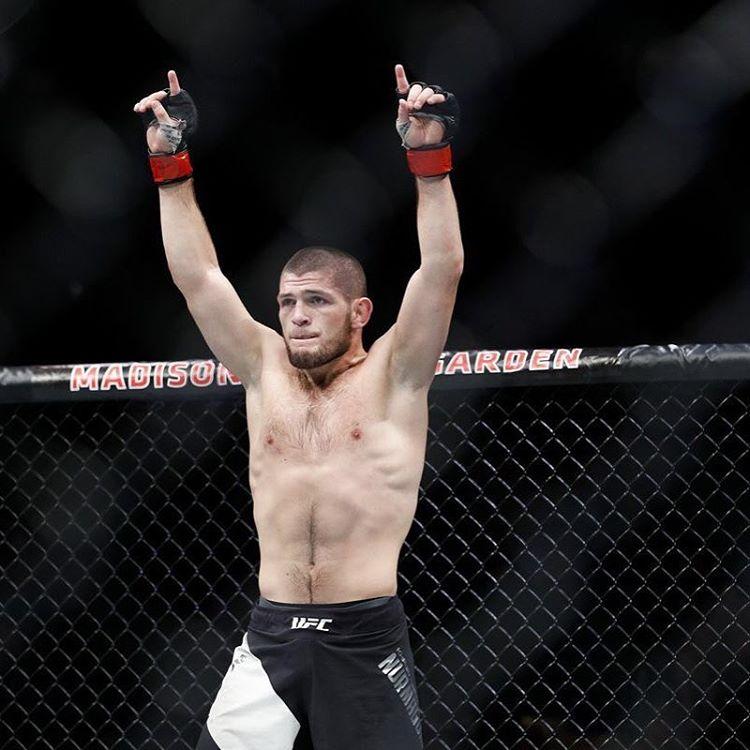 UFC -ს ახალი ჩემპიონი ყავს