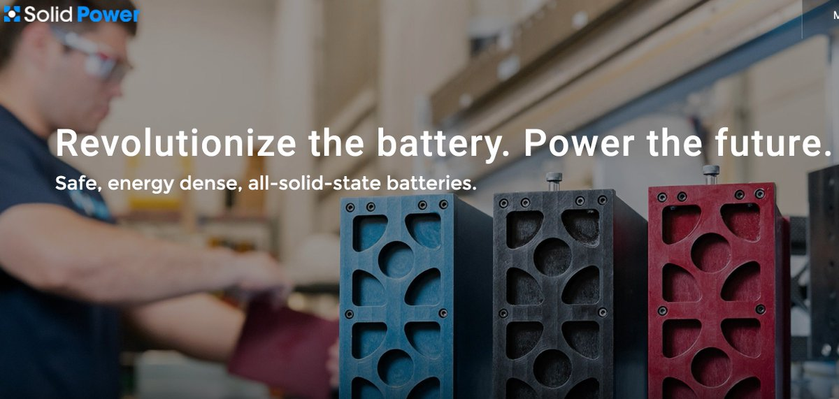 Solid Power (@SolidPowerInc) | Twitter
