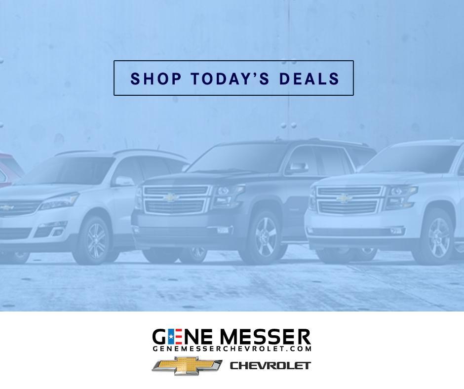 Gene Messer Chevrolet >> Gene Messer Chevy Messerchevy Twitter