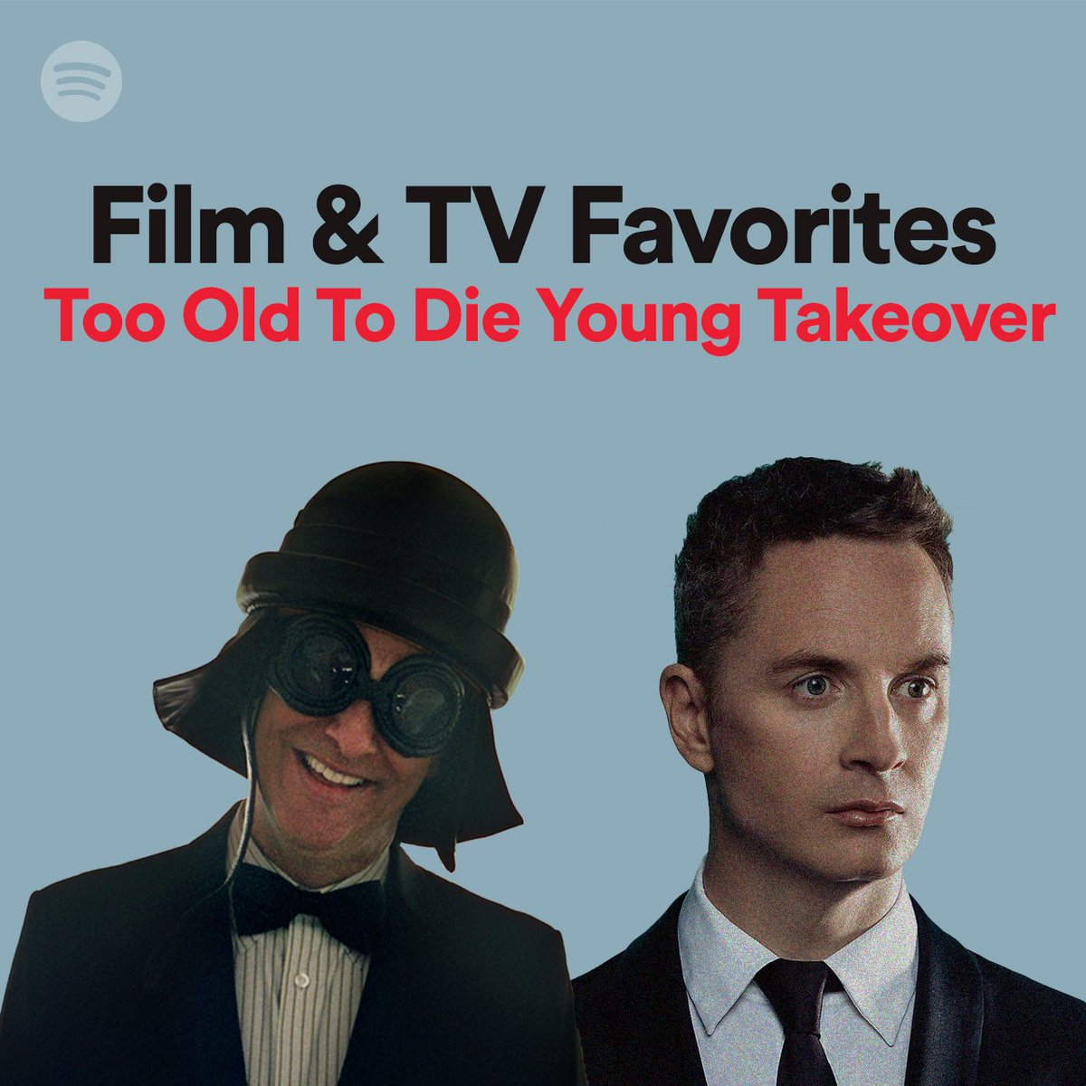 #TOTDY director @NicolasWR and composer Cliff Martinez are taking over the Film & TV Favorites Playlist on @Spotify. Check out their selections and commentary 👁 https://t.co/f5cZ4kNIE8 https://t.co/Bk5Cke3pGO