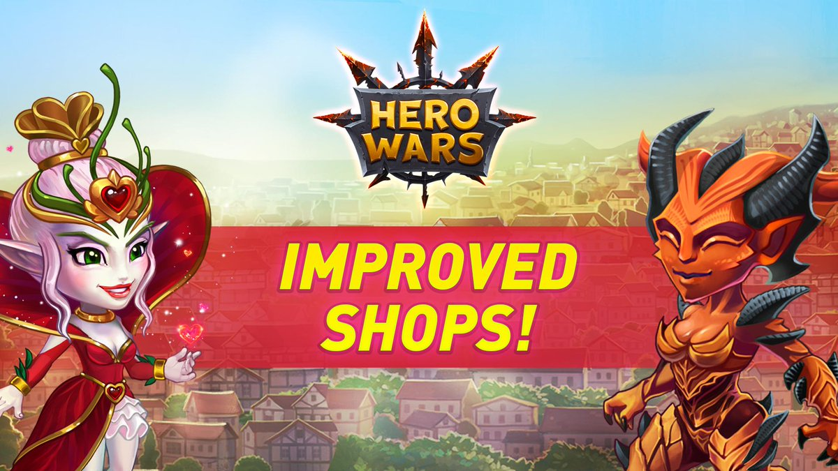 Hero Wars on Twitter:
