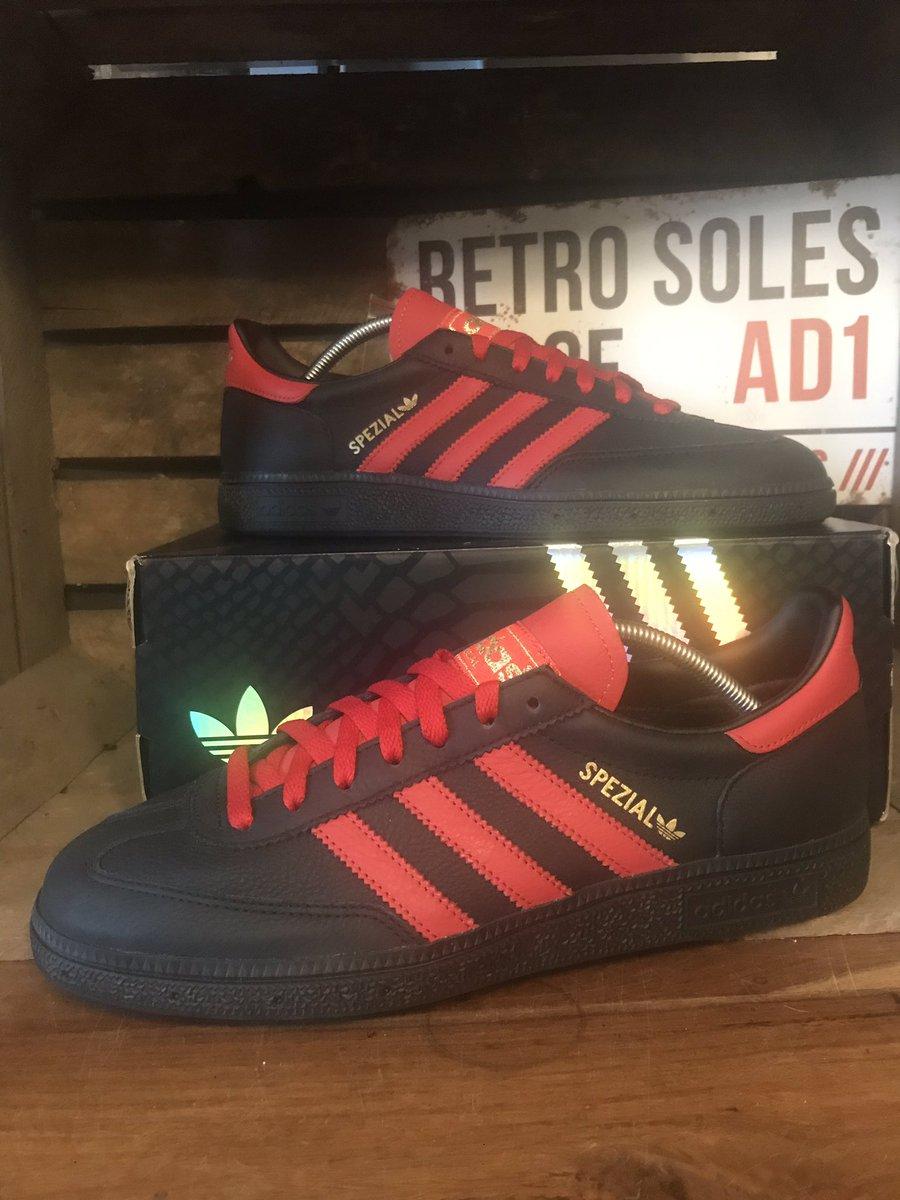 Adidas Mi Spezial UK 9 Condition