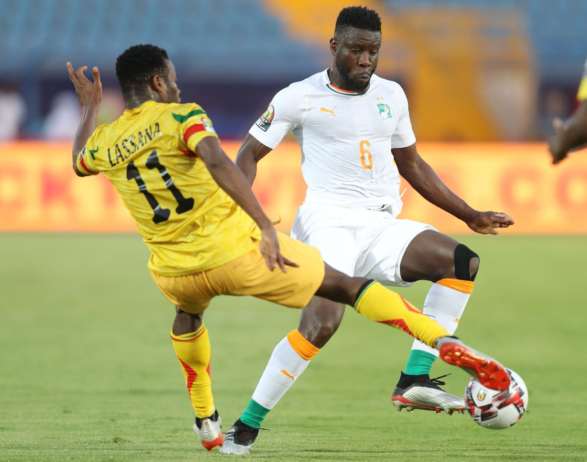 A tightly fought match with @wilfriedzaha making the difference as Cote dIvoire make their way through past Mali to the #TotalAFCON2019 quarters 🇨🇮🇲🇱 📽️ Match highlights from last years game. #OTD