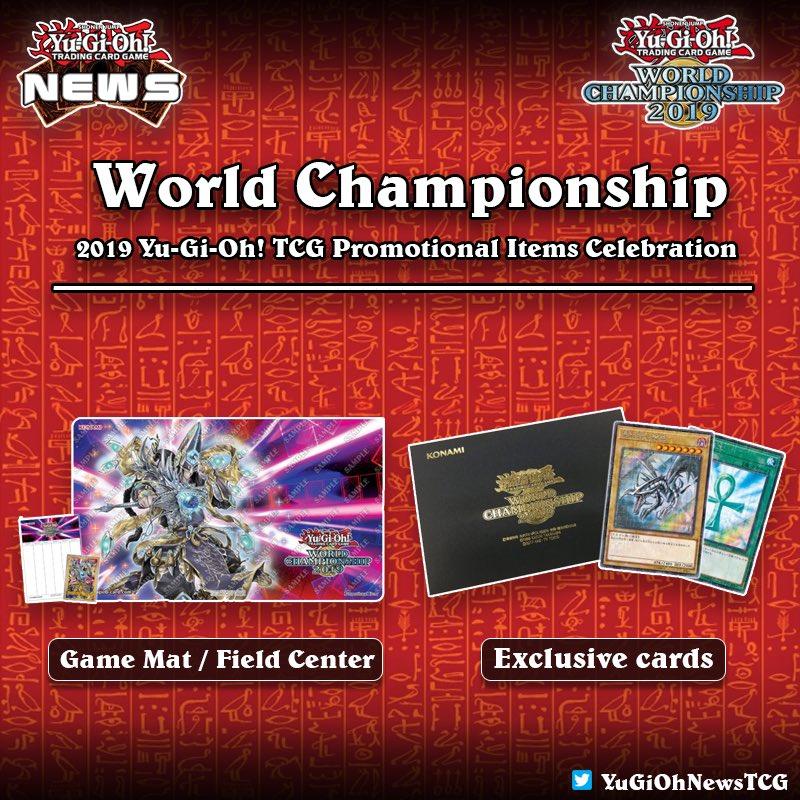 yugioh world championship 2019 Field Center x1