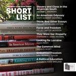 Image for the Tweet beginning: Announcing the 2019 #MAAHStoneBookAward Short