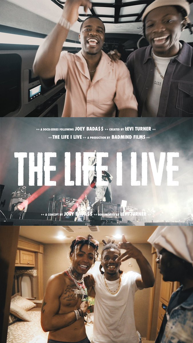 Joey Bada$$: The Life I Live (Erasode 2) Out Now! youtu.be/Th6S1D2u8bo