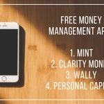 Image for the Tweet beginning: .@mint, @claritymoney, @Wally_App, and @PersonalCapital