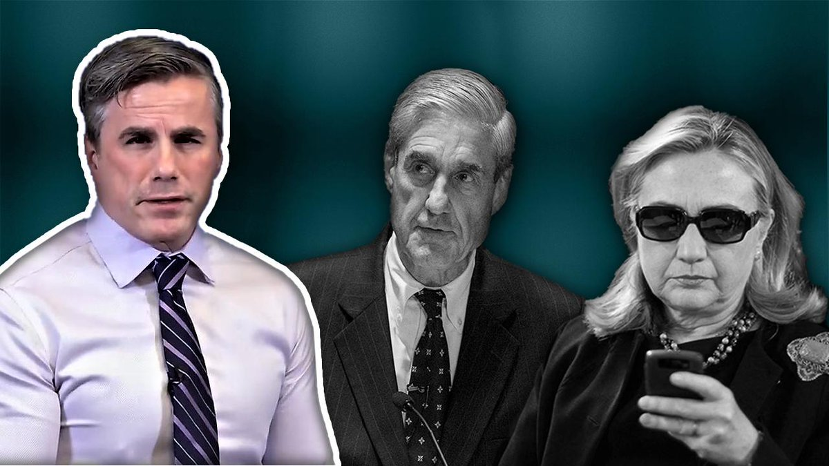 """.@TomFitton on Russiagate: """"There are a lot of questions for #Mueller. I hope the Republicans have their act together & the Democrats have the ethics to ask some tough questions, but their party isn't going to want to do that because their party is implicated in the scandal."""""""