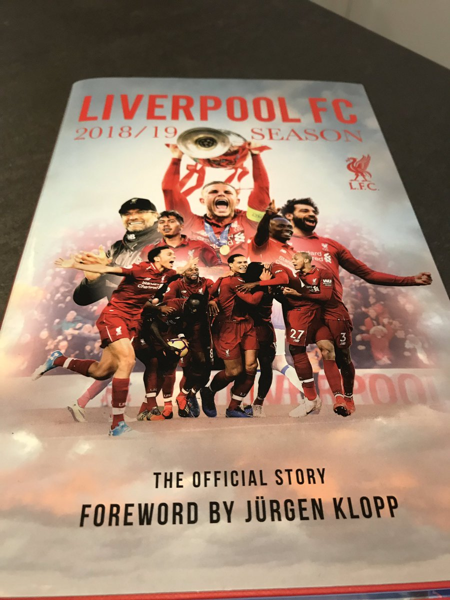 Who the hell ordered this!? Oh I did.... 😏 #LFC