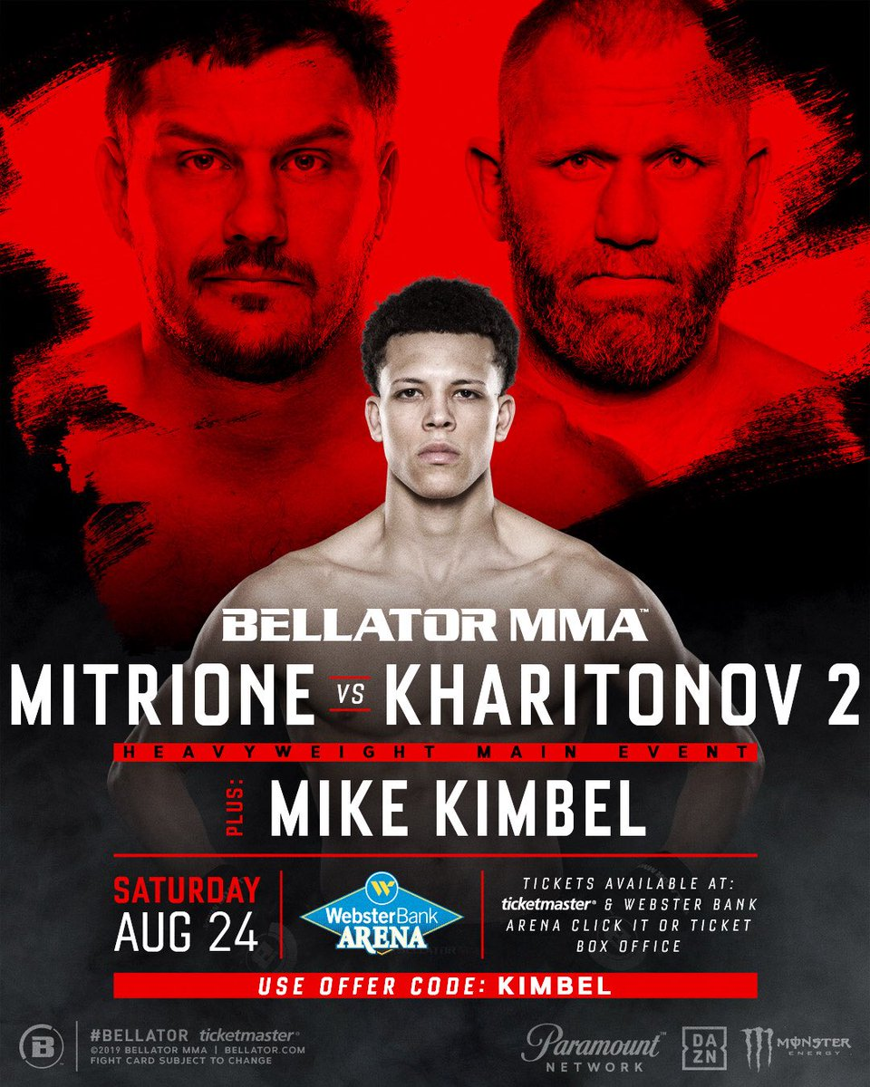 CT STAND UP🙏🏽🎯 @bellatormma coming to Bridgeport.... LET'S GOOO!!!! Contact me for tickets! I know the long drives take a toll but now we're right near the fiji LETS LET THEM HEAR US‼️‼️ #TheSavage #203 #ForTheCity #hkickboxing #gjoneswrestling #LSF #DreamChasing #huntingSeason