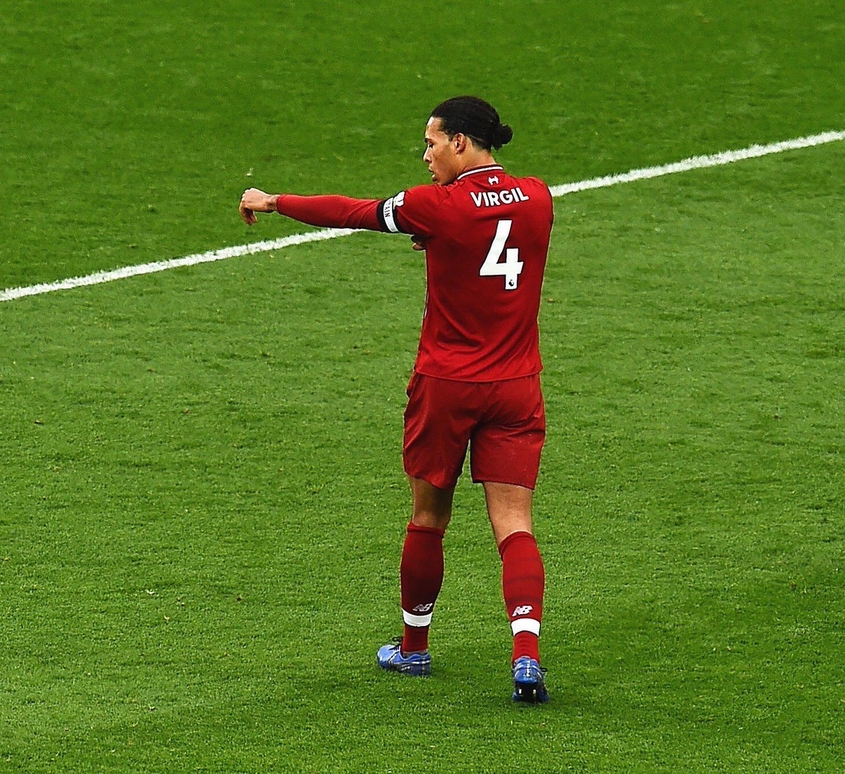 Happy Birthday My Leader @VirgilvDijk ❤❤#ليفربول#Liverpool