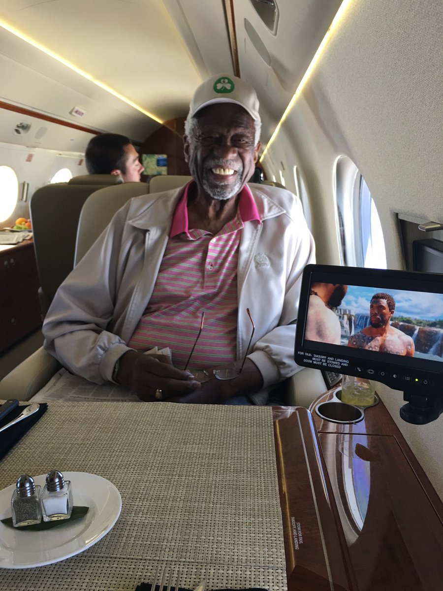 Thank you ⁦@ABCNetwork⁩ & ⁦@Disney⁩ for the First Class ride to the ⁦@ESPYS⁩ #ESPYS