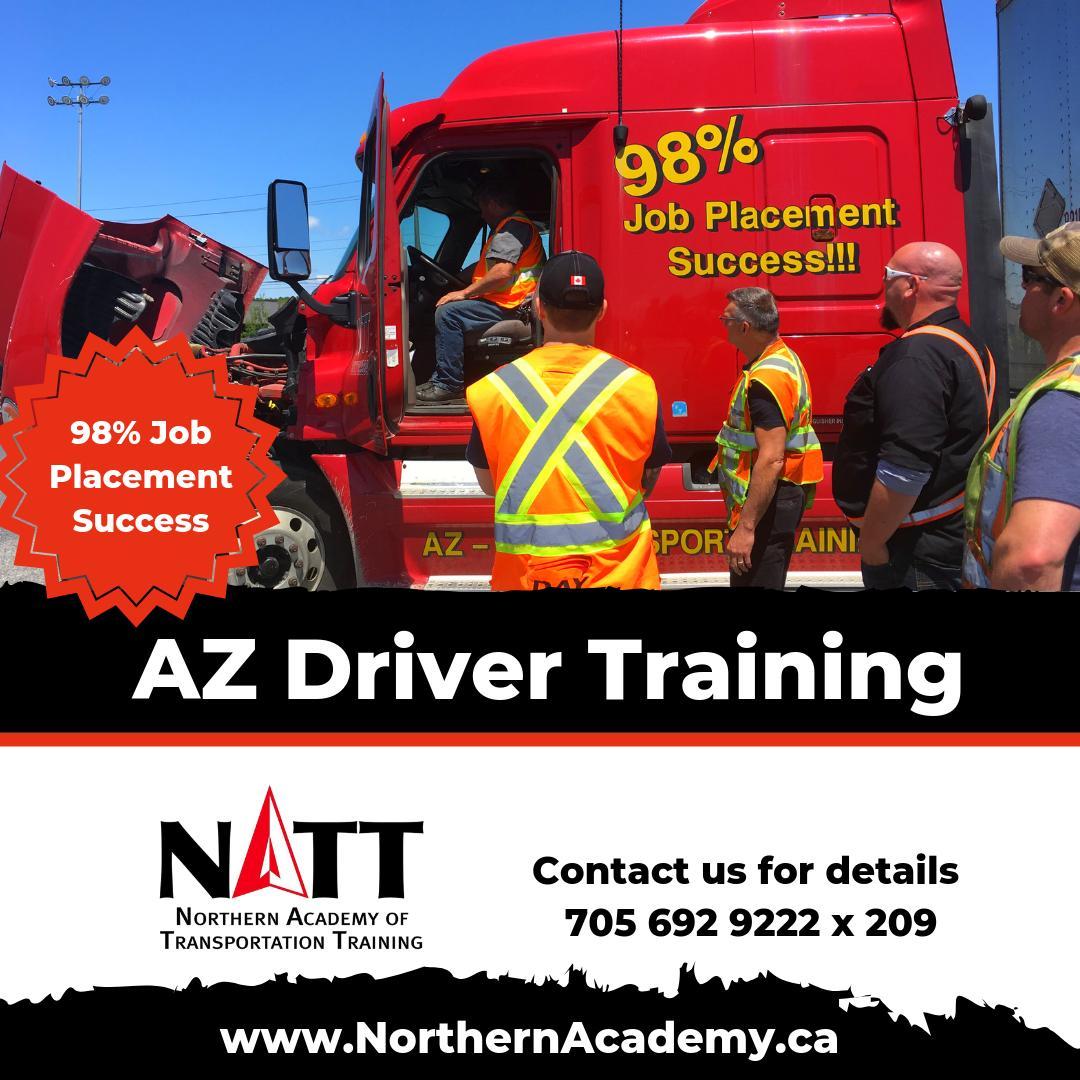 NATT Northern Academy of Transportation Training