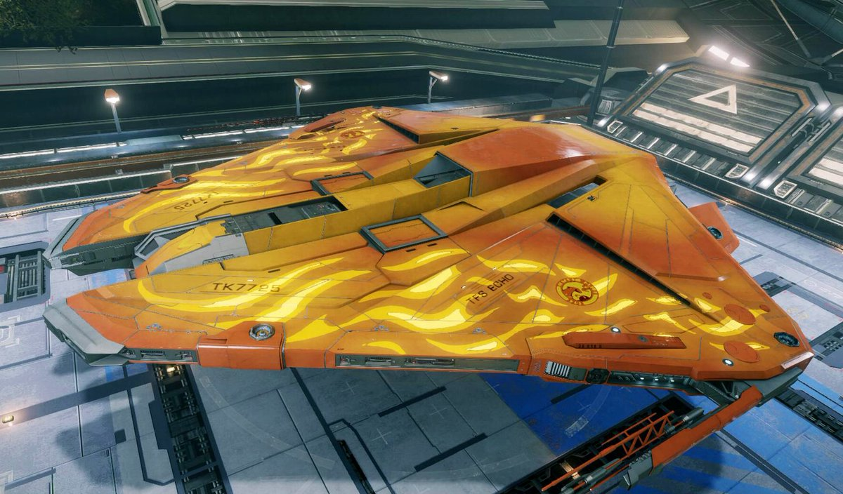 The Lavecon paint skins, for the Krait MKII and the Phantom