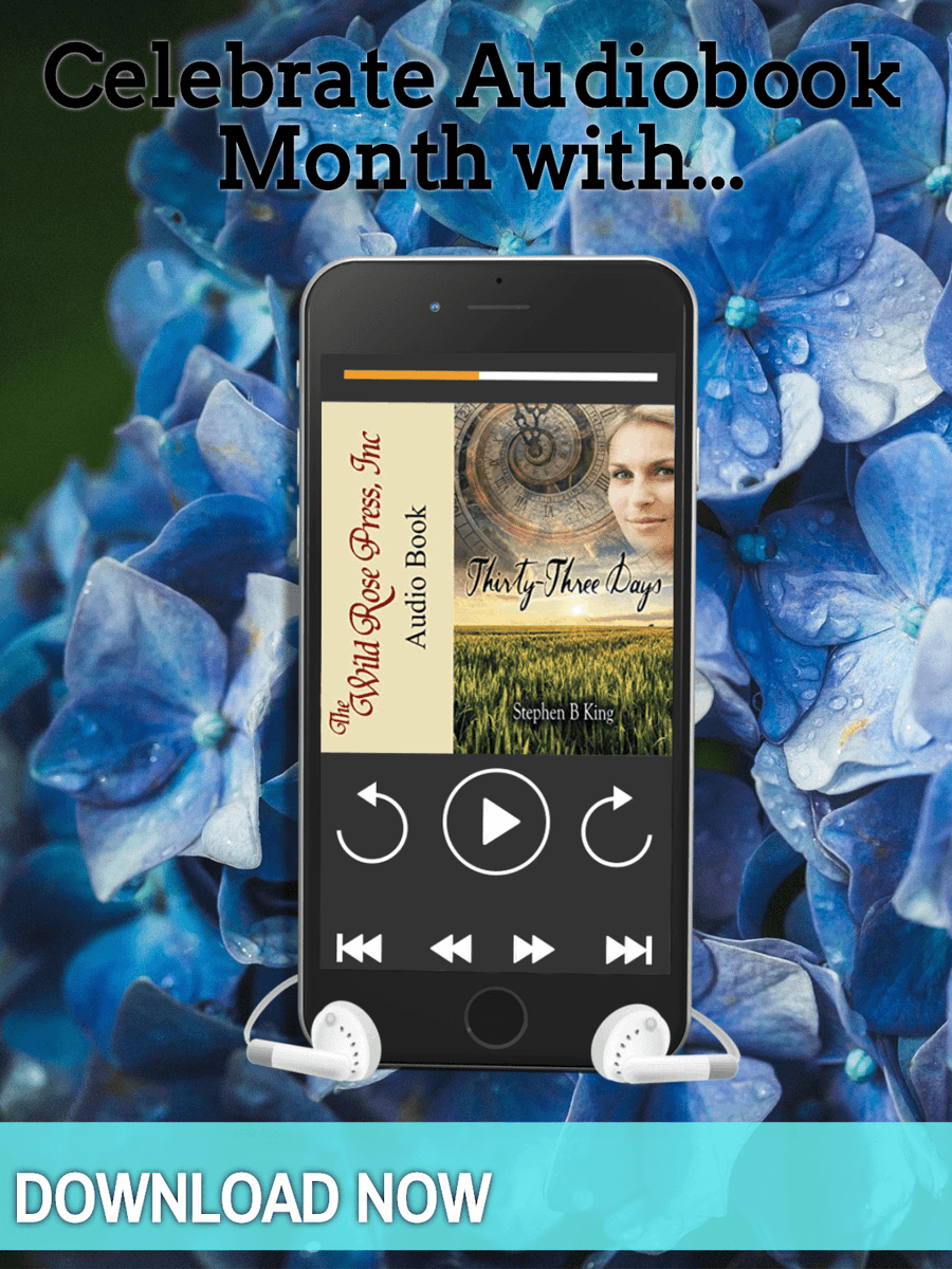 Celebrate Audiobook Month with Thirty-Three Days by @StephenBKing1 #romanticsuspense #timetravel #audiobook http://trbr.io/VJYHgP7  via @NNP_W_Light
