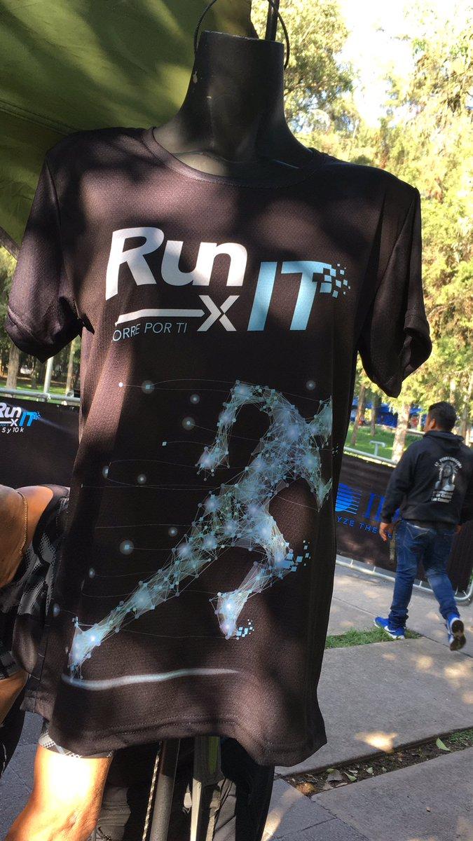 todo listo para correr mañana!! @totalrunning #RunXIT #avantare