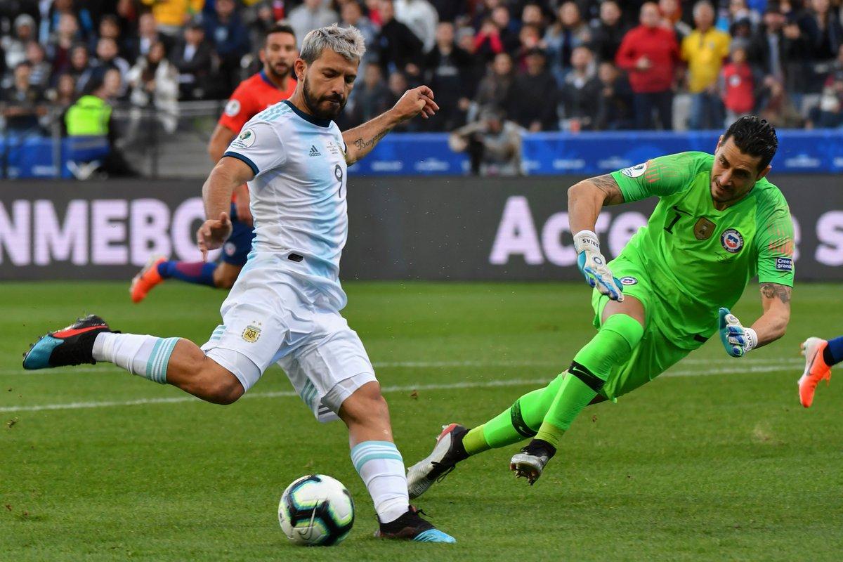 КА. Аргентина - Чили 2:1. Утешительный реванш и скандальное удаление Месси - изображение 4